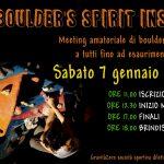 Boulder Evento Trieste