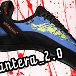 Wild Climb Pantera 2.0 Abbigliamento arrampicata Trieste